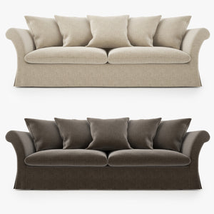 Busnelli Kim Sofa 3D Model