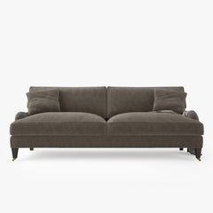 Crate and Barrel Essex Sofa Collection 3D Model