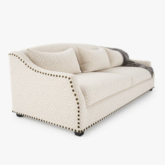 FREE Eichholtz Langford Sofa 3D Model