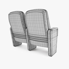 Figueras 13037-58 Excellence Chair 3D Model