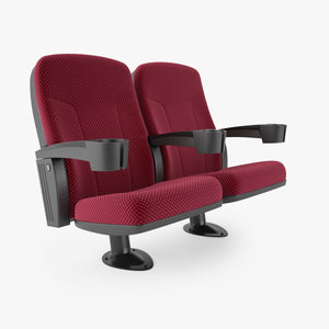 Figueras 9078 Megaseat VIP Cinema Chair 3D Model