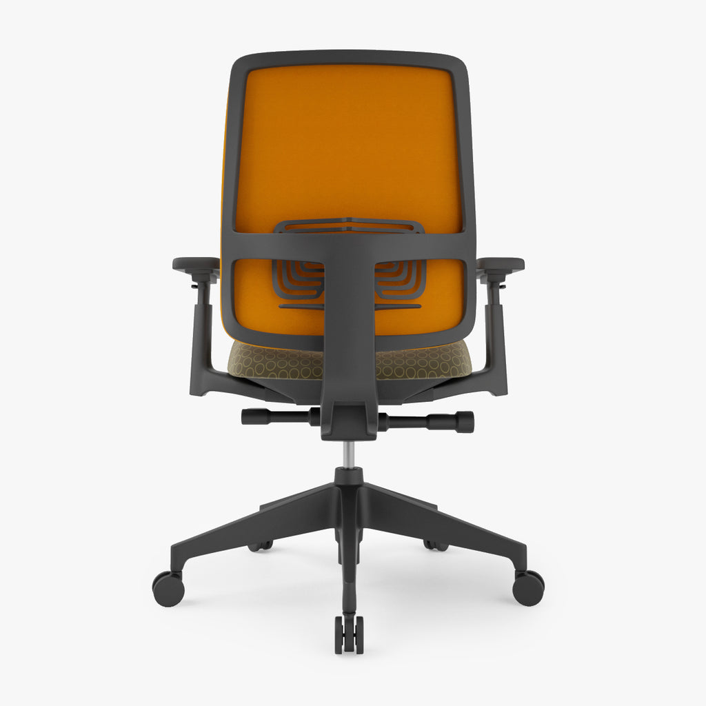 Terrific Free Haworth Lively Task Office Chair 3D Model Facequad Short Links Chair Design For Home Short Linksinfo