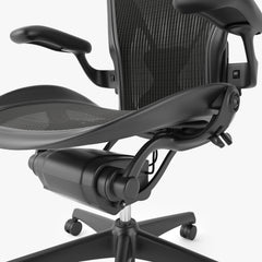 Herman Miller Aeron Office Chair 3D Model