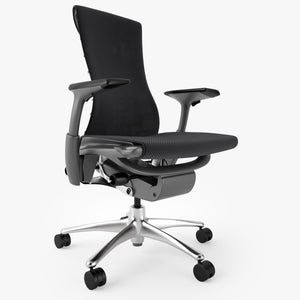 Herman Miller Embody Office Chair 3D Model