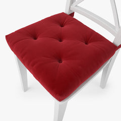 IKEA Ingolf Chair and Malinda Cushion 3D Model