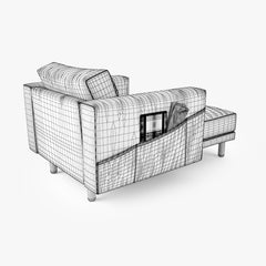 IKEA Morsborg Chairse 3D Model