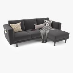 IKEA Morsborg Sofa Series 3D Model