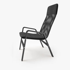 IKEA Nolbyn Chair and Nolmyra Armchair 3D Model