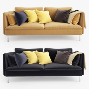 IKEA Soderhamn Sofa 3D Model