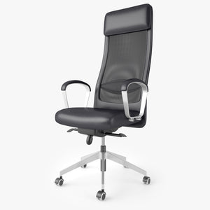 IKEA Markus Office Chair 3D Model