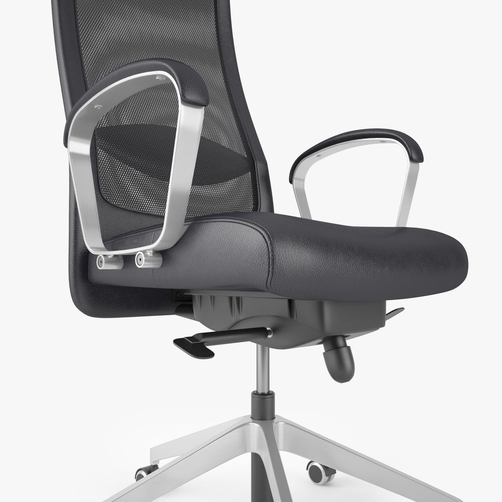 Ikea Markus Office Chair 3d Model Facequad
