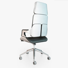 Interstuhl Silver 362S Office Chair 3D Model