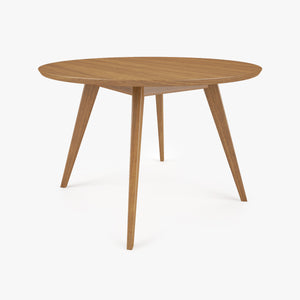 FREE Knoll Risom Dining Table 3D Model