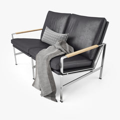 Lange Production FK 6720 Sofa and Easy Chair