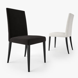 FREE Meridiani Diaz Chair 3D Model