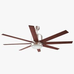 Monte Carlo Araya Ceiling Fan 3D Model