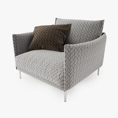 Moroso Gentry Sofa Collection 3D Model