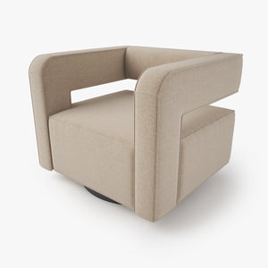 FREE Nico Swivel Chair 3D Model