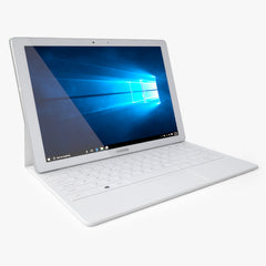 Samsung Galaxy TabPro S White with Keyboard
