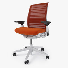 Steelcase Think Office Chair 3D Model