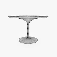 FREE Verpan Panton Table 3D Model