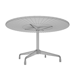 Vitra Eames Tables 3D Model