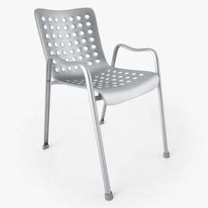 Vitra Landi Chair 3D Model