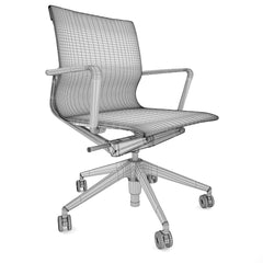 Vitra Physix Office Chair 3D Model