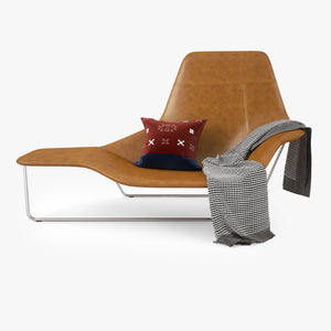 FREE Zanotta Lama Lounge Chair 3D Model
