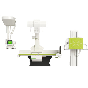 Philips Fluoroscopy CombiDiagnost R90 Set 3D Model