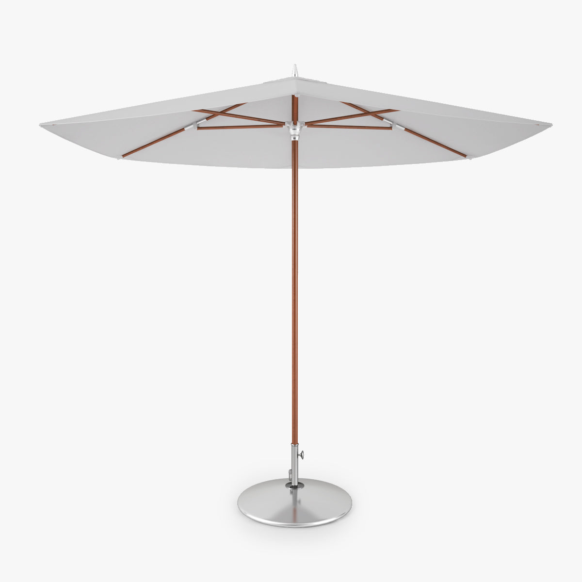 FREE Dedon Parasol Hexagon 3D Model