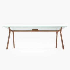 Delupo Dining Y-Table 3D Model