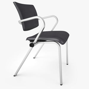 Figueras 430 Delta Plus Conference Chair 3D Model