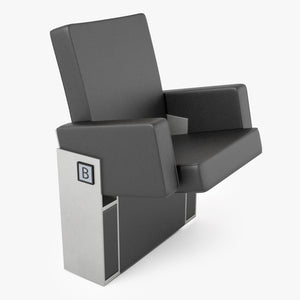 Figueras 6035 Flex Conferences Chair 3D Model