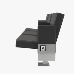Figueras 6061 MicroFlex Chair 3D Model