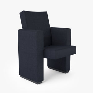 Figueras 6076 Flex Conference Chair 3D Model