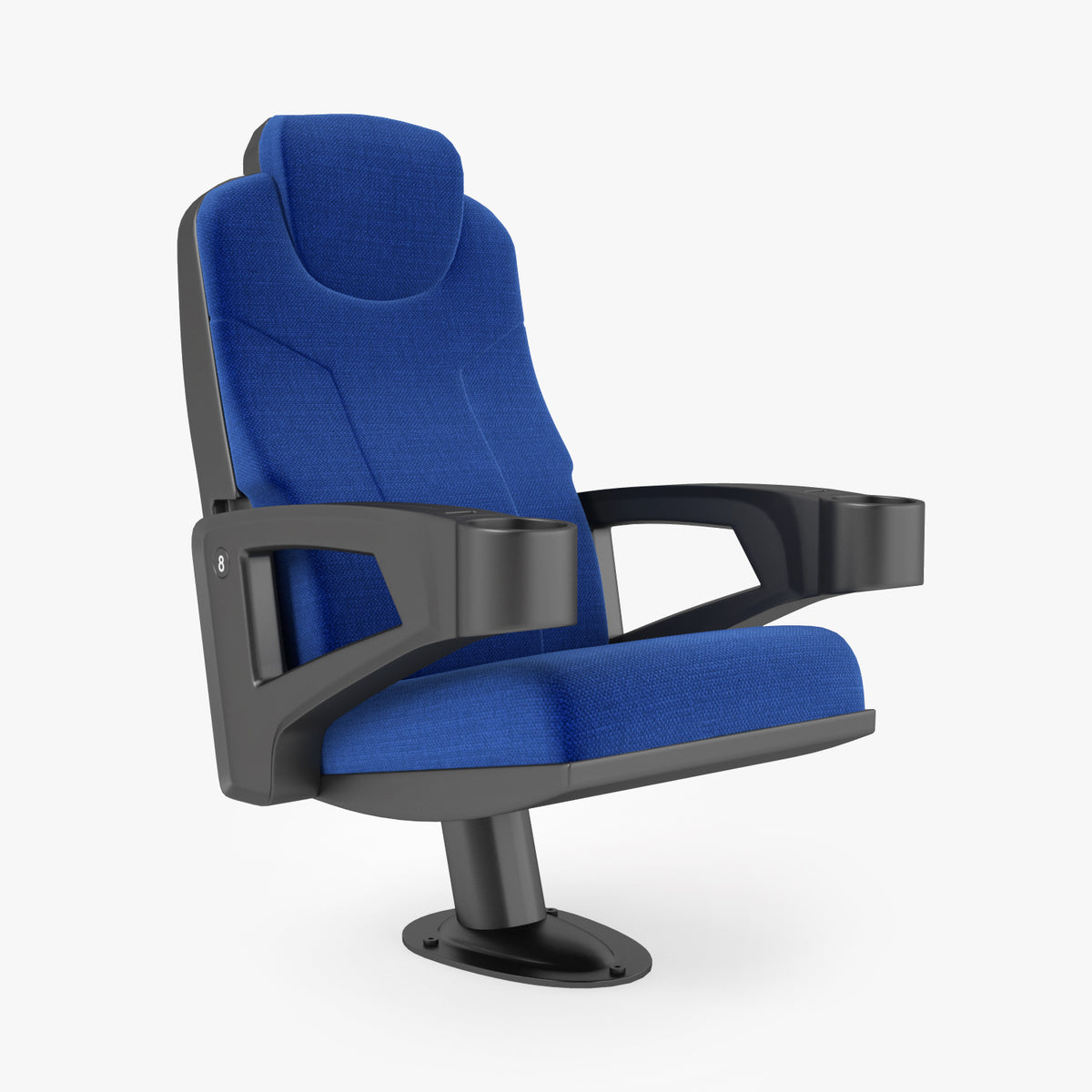 Figueras 9114 Megaseat RC Cinema Seats Chair
