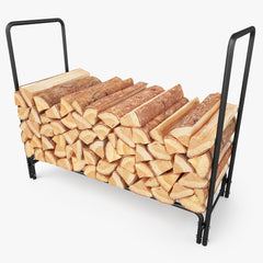 Firewood Rack for Fireplaces 3D Model