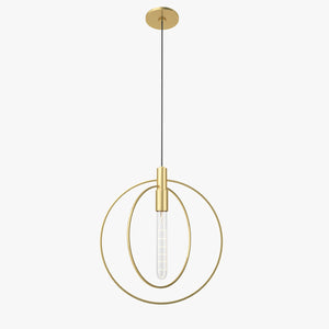 FREE Hudson Valley 3050-AGB Masonville Light Pendant 3D Model