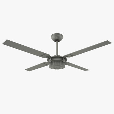 Hunter Chronicle Ceiling Fan 3D Model