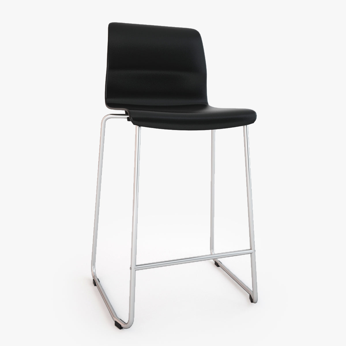 FREE IKEA Glenn Bar stool 3D Model