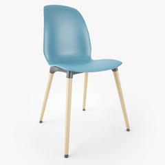 FREE IKEA Leifarne Dining Chair 3D Model