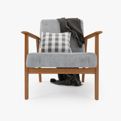 IKEA Ekenaset Chair 3D Model