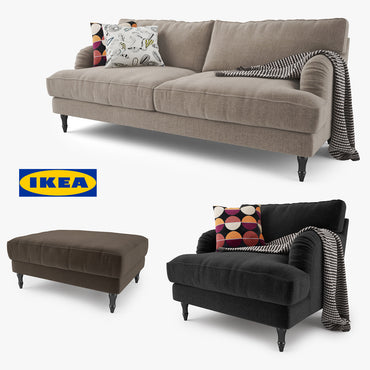 IKEA Stocksund Series 3D Model