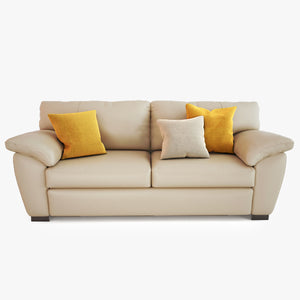FREE IKEA Vreta Sofa 3D Model