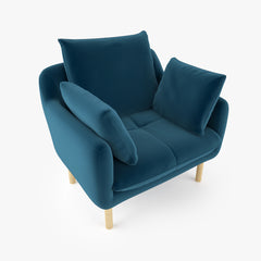 Jardan Andy Armchair 3D Model