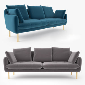 Jardan Andy Sofa 3D Model