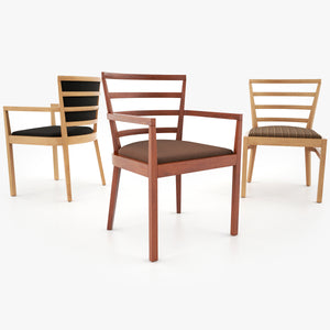FREE Knoll de Armas Chair 3D Model