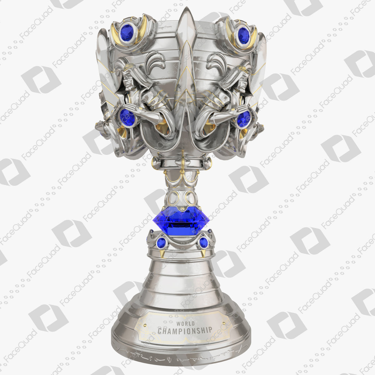 League of Legends World Championship Summoner's Cup Trophy