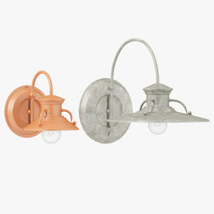 FREE Norwell Lighting Budapest Lamp Collection 3D Model